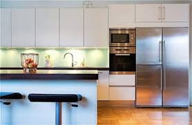 Small Picture Small Apartment Kitchen Ideas Modern Black Kitchen With L Shape