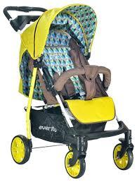 <b>Прогулочная коляска everflo</b> E-230 <b>Safari</b> Luxe — купить по ...