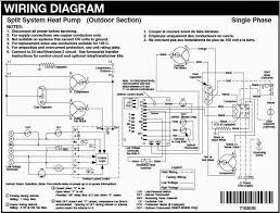 electrical wiring diagrams for air conditioning systems     two    fig    mini heat pumps electrical wiring diagram