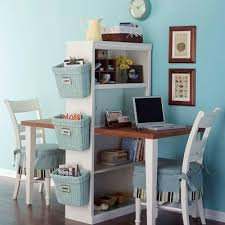compact home office. compact home office design for two people digsdigs