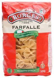<b>Borges Макароны</b> Farfalle, 500 г — купить по выгодной цене на ...