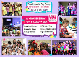 <b>Save the Drama for</b> the Stage Day Camp | Get REAL in Christ