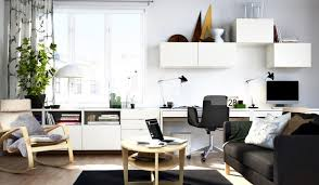 home office home office design ideas white above 4 via ikeaof course a teen study space acm ad agency charlotte nc office wall