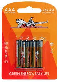 <b>Батарейки</b> LR03/<b>AAA</b> щелочные 4 шт. блистер, купить, цена 99 ...