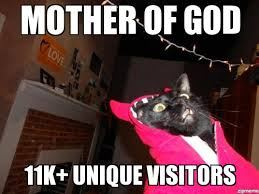 Mother of God cat - WeKnowMemes Generator via Relatably.com