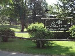 Hidden heptagon was relayed at Soptt's Oquaga Lake House.
