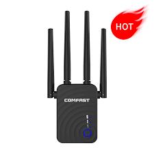 CF-<b>WR754AC</b> - Wireless Repeater - <b>COMFAST</b>