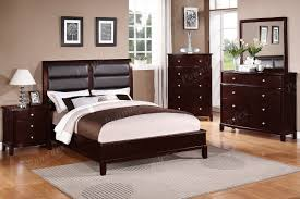 poundex bed wood furniture