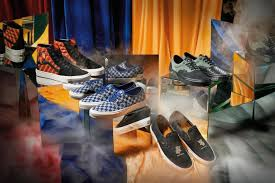 Vans unveils first look at <b>new Harry Potter collection</b>