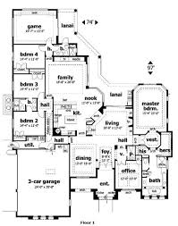 125 best floor plans images on pinterest house floor plans One Story House Plans With Mother In Law Quarters one story floor plan Detached Mother in Law Plans