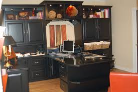 double desks for home office fabulous home office furnishings designs with custom handmade black painted cabinet bathroomextraordinary images studyhome office home desk