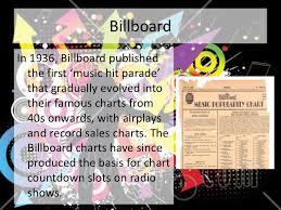 「1936 billboard charts」の画像検索結果