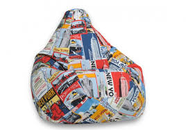 Купить <b>Кресло</b>-<b>мешок DreamBag New York</b> XL. Доставка Москва и ...
