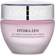 Lancome Hydra Zen Anti-<b>Stress</b> Moisturising <b>Cream</b>-<b>Gel</b> ...