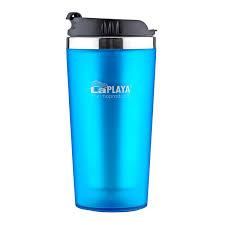 Купить <b>Термокружка LaPlaya</b> Mercury Mug 0,4л Blue (560068) в ...