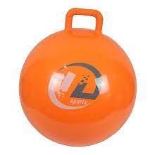 Фитболы и массажные мячи lite_weights, вид: <b>мяч</b>-<b>попрыгун</b> ...