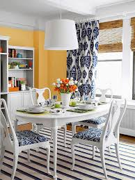 caboose chair a dynasty dining in this dining room an array of trendy patterns in shades of navy blue