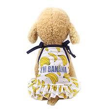 Sunward8 Baby Boys' Summer Cute <b>Puppy Dresses</b>,<b>Small Dog</b> ...