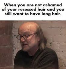 Hair Loss Jokes | Kappit via Relatably.com