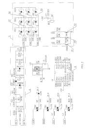 patent us20110070084 electric fan capable to modify angle of air patent drawing