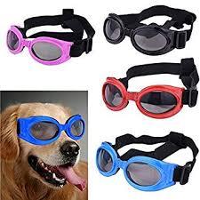 Generic Blue : New <b>Foldable Pet Dog</b> Stylish Sunglasses Large <b>Dog</b> ...
