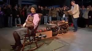 The V8 <b>Rocking Chair</b> | Top Gear - YouTube
