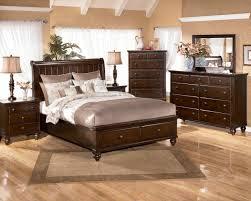 ashley furniture bedroom set caprivi home