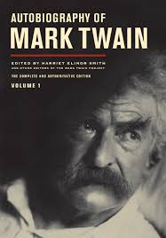 mark twain university of california press blog autobiography of mark twain vol 1 the story behind the cover