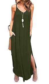 Kyerivs Women's <b>Summer Dress Casual</b> Loose Beach Cover Up ...