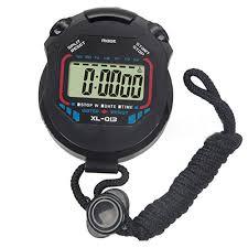 Life <b>Waterproof Digital LCD</b> Stopwatch Chronograph Timer Counter ...