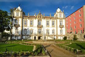Resultado de imagem para palacio do freixo porto