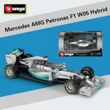 <b>1:43 Scale Mini Metal</b> F1 Car Formula 1 Model Benz Racing Car ...
