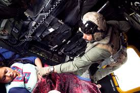 u s department of defense photo essay u s marine corps cpl brian schmidt helps a casualty on a uh 1y venom