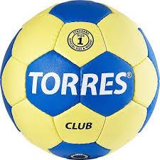 <b>Мяч гандбольный Torres Club</b> H30013 р. 3