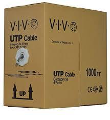 New 1,000 ft bulk Cat5e <b>Ethernet Cable</b> / <b>Wire UTP</b> Pull Box 1,000ft ...
