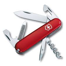 <b>Нож перочинный</b> VICTORINOX <b>Sportsman</b>, <b>84 мм</b>, 12 функций ...