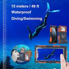 <b>SHELLBOX Waterproof</b> Diving <b>Case</b> 49ft <b>Underwater</b> Camera Cover ...