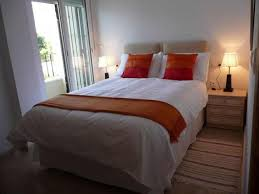 small bedroom decor ideas very small room with big bed and double night lamp bedroom design ideas small