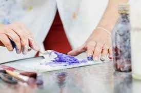 Expand Your <b>Palette</b> by Learning to <b>Paint</b> With a Knife