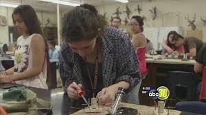 pg e summer jobs program for teenagers abc30 com program prepares students for careers in stem fields