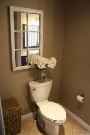 country bathroom colors: country bathroom daccor hydrangeas in a jar old window mirror more