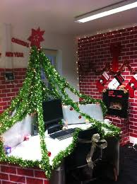 christmas work desk pod decorations under the christmas tree charming desk decorating ideas work halloween