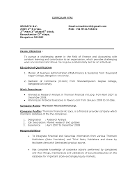 career objective for mba resume template career objective for mba resume