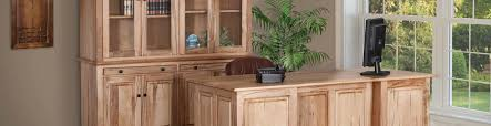 amish home office furniture amish built home office