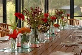 Holiday Dining Room Decorating Comfortable Modern Christmas Dining Room Table With Stunning