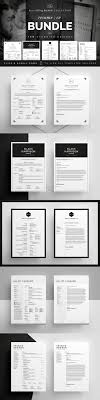 best ideas about create a cv curriculum vitae professional resume cv cover letter business card templates bundle create