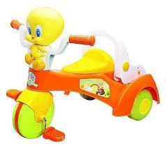 <b>Трехколесный велосипед Happy Well</b> Looney Tunes 06580 ...