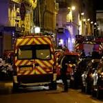 At least one dead in central Paris stabbing