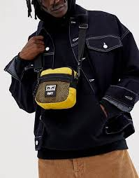 Желтая <b>сумка</b> для авиапутешествий <b>Obey</b> Conditions | Желтая ...