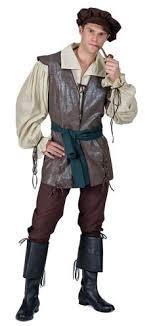 Deluxe <b>Medieval</b> Peasant <b>Adult</b> Costume in <b>2019</b> | Peasant clothing ...